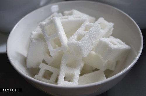 Сахарные блоки от Audrey Russel