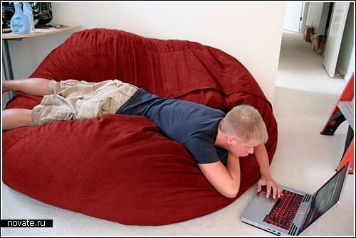 Подушка-гигант