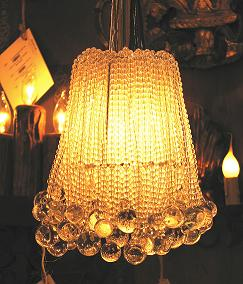 Лампа в виде швабры Salla Pendant Light