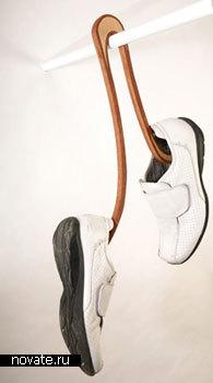 Вешалка «Лебедь» с тремя функциями