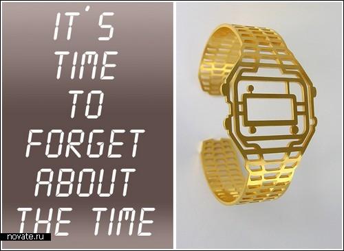 Браслет-часы