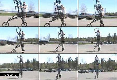 Велосипед SkyWalker TallBike