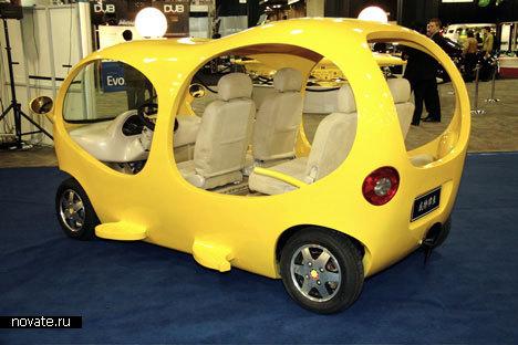 Автомобиль от компании Tang Hua