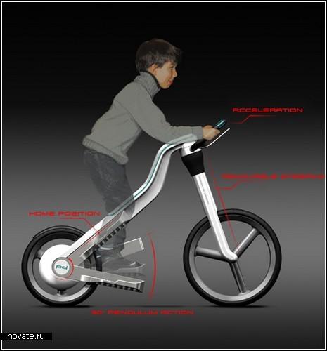 Велосипед «Телец»