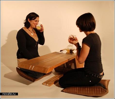 Чайный столик «Teable»