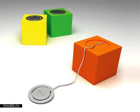 Чайные кубики от Jieun Yang и Hanah Suh