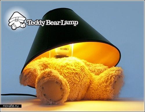 Лампа-мишка