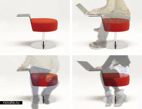 Кресло «на пока»