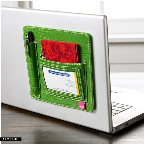 Кармашек на ноутбук