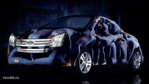 Арт-представление от компании Ford
