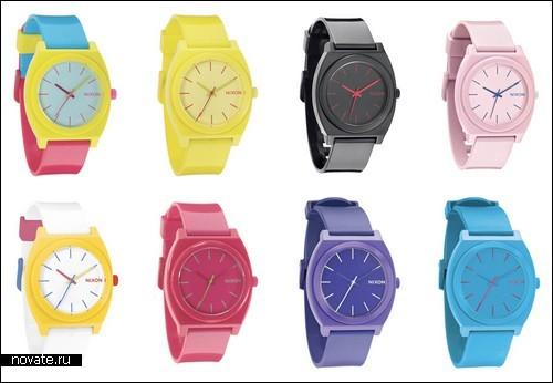Наручные часы из 80-ых от Nixon