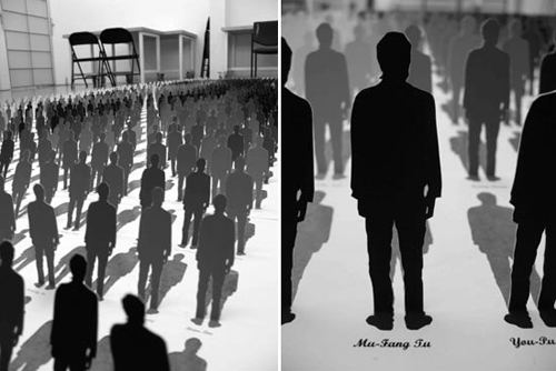 коллажи от Po-Yun Jack Wang