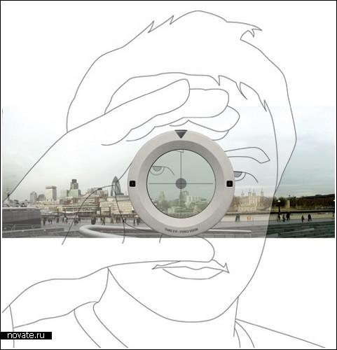 Концепт гаджета «Третий глаз»