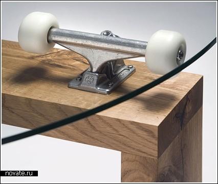 Стол для скейтеров