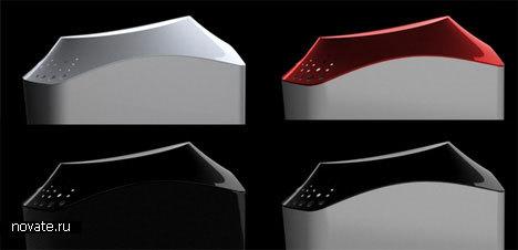 Стиральная машина «Tian Chi» от Carlo Casagrande & Yu Wenhou Ben