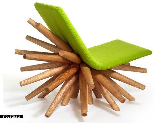 Нестандартная мебель от Oliver Tilbury