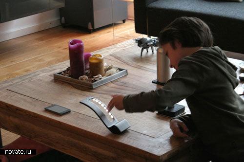 Бесконтактный пульт Touchless Remote Control