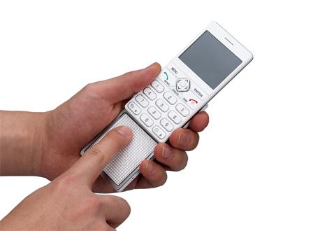телефон с сенсорной панелью от Sang-Hoon Lee
