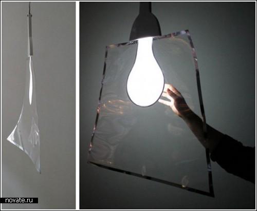 Несколько необычных ламп для London Design Festival