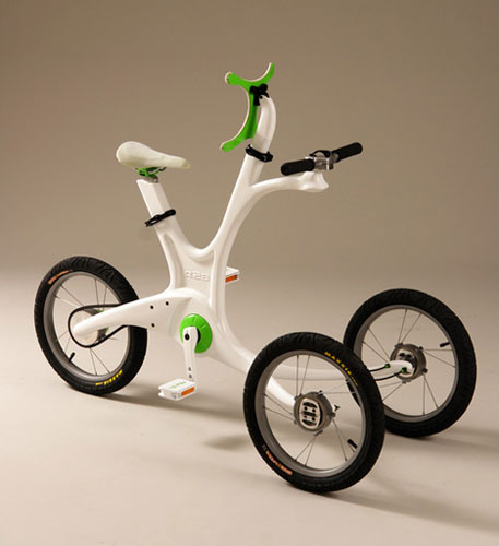 Велосипед для детей инвалидов