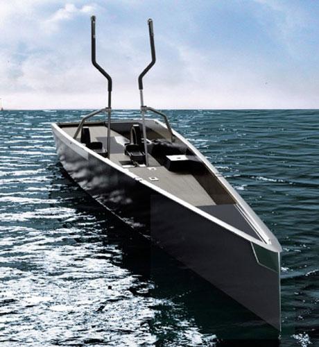 Лодка Tu Fin от I.Kiryakov, S.Ballmeier, K.Eichelberg & M.Dressler