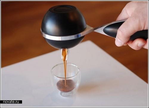 Портативная кофеварка «Twist»