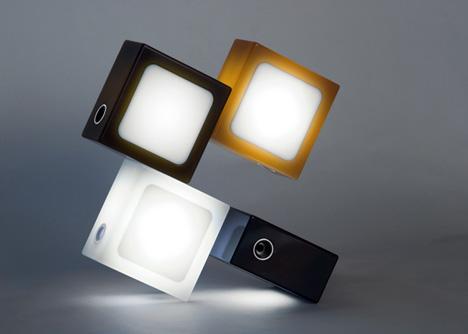 лампа от Glide Studio
