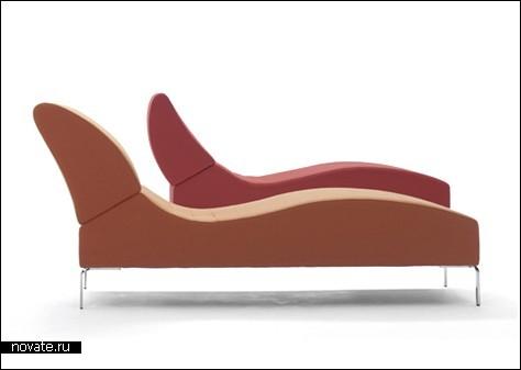 Лежанка для тех, кому и не сидится и не лежится
