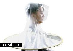 Зонтик hands-free от UFOcap