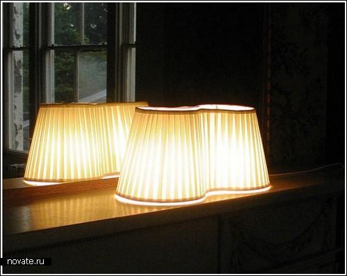 """""""Жуткие лампы"""