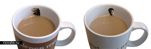 Чашка «Раздень меня»