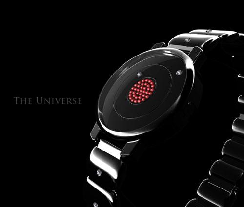 Часы «Вселенная» от Ramei Keum