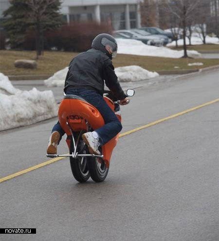 Мотоцикл Uno