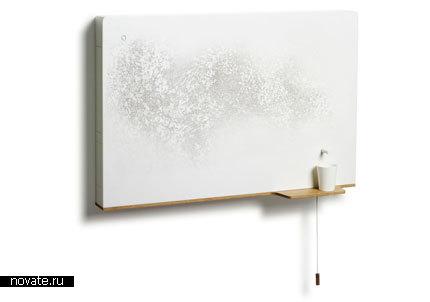 Кофеварка-картина «Без названия»