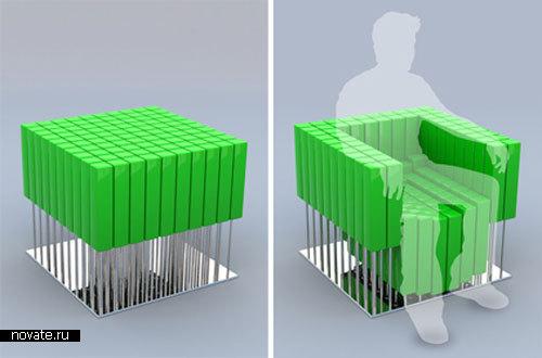 Многофункциональное кресло «Без названия»