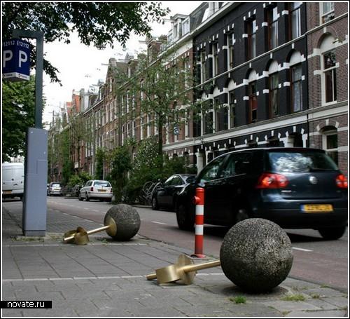 «Украшения на улицах» от Liesbet Bussche