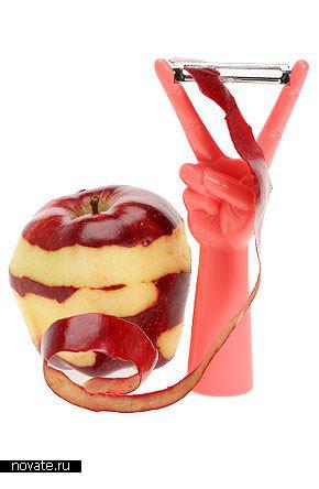 Ножи для чистки овощей и фруктов от Urbanoufitter