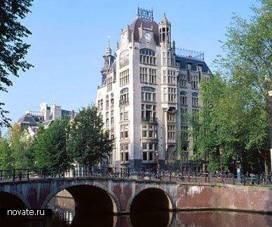 Интерьеры от голландской компании UXUS