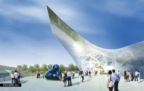 Музей С. Гуггенхайма  от Daniel Libeskind