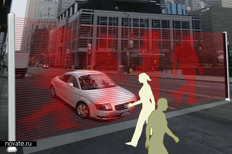 Светофор «Виртуальная стена»