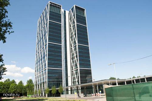 «Башня Вивальди» в Амстердаме