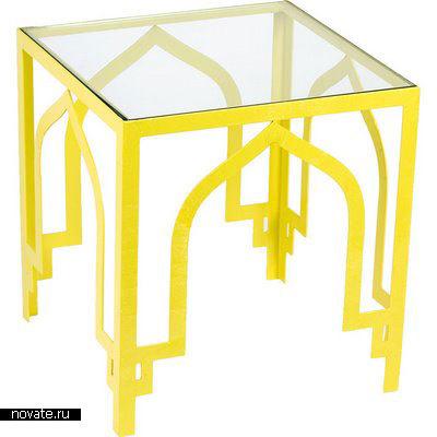 Стол Yellow Almidi End Table от Vivre