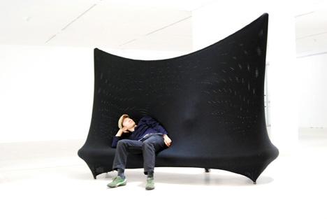 диван Wallfa от Jordi Canudas