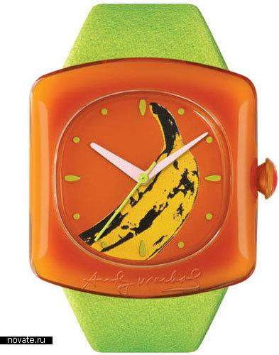 Коллекция наручных часов от Andy Warhol