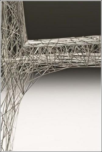 «Web-стул» от Jun Ashimoto