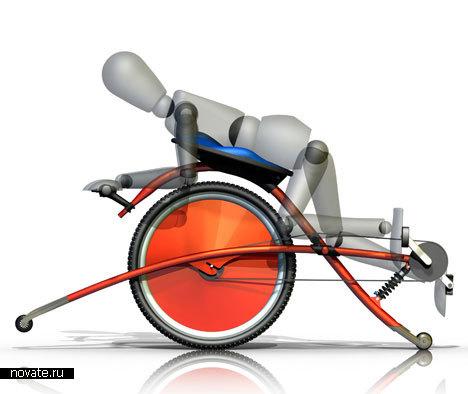 Велосипед «WheelU»