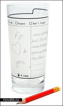 Чашка для любителей списков и планов