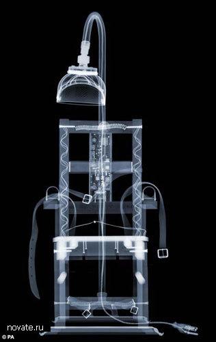 Рентгеновские работы Nick Veasey