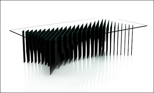 Почти невидимый стол X29