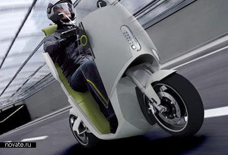 Скутер XO Move